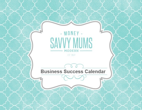 Business Success Calendar