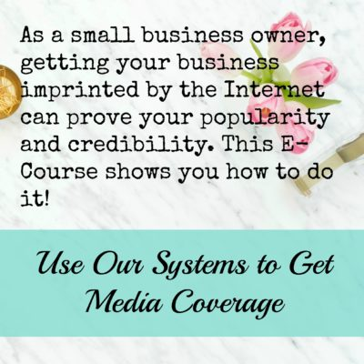 Use Our System to Get Media Coverage