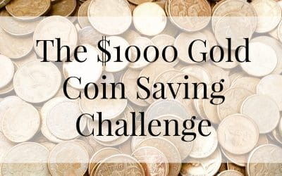 $1000 Gold Coin Challenge
