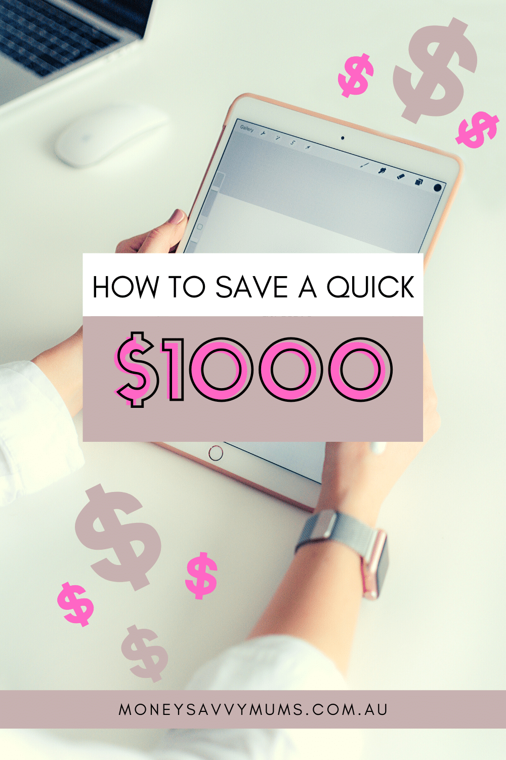 How to save $1000 quickly
