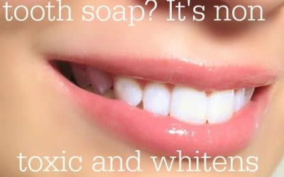 Tooth Soap Recipe
