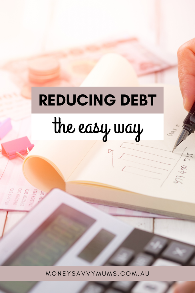 reducing debt quickly